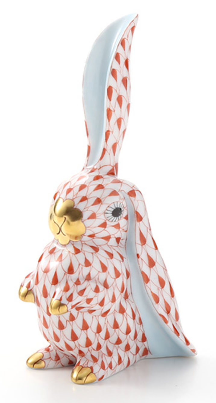 herend rabbit standing web